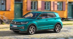 Volkswagen T.cross