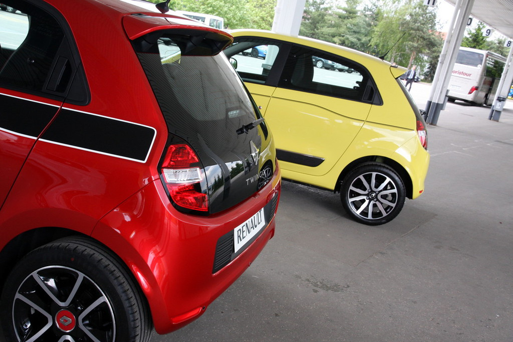 Re: 2014 - [Renault] Twingo III [X07]