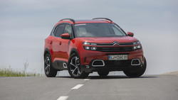 Citroën C5 aircross BlueHDi 180 EAT8 shine: Francoski značaj